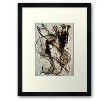 PREDICAMENTS. No. 5 Framed Print