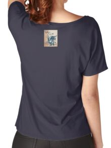 Inky cat Women's Relaxed Fit T-Shirt