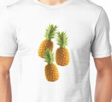 Pineapple pattern Unisex T-Shirt