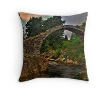 Carr Bridge Throw Pillow