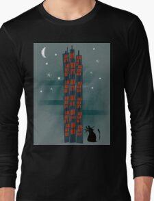 Urban Cat Long Sleeve T-Shirt