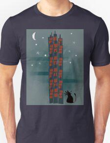 Urban Cat Unisex T-Shirt