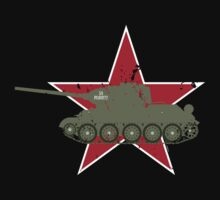 T34 TANK - FOR THE MOTHERLAND by PANZER212