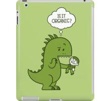 Organic Dinosaur iPad Case/Skin