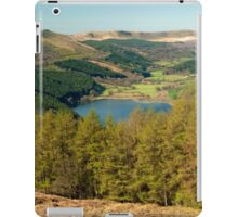 Talybont Valley View Brecon Beacons  iPad Case/Skin