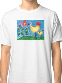 Going for a stroll Classic T-Shirt