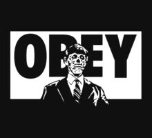 OBEY - They Live, We Sleep by nametaken