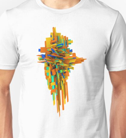 Coloured Blocks T-Shirt