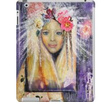 Winterkind - in deep faith iPad Case/Skin