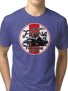 Furiosa trucking Tri-blend T-Shirt