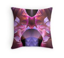 Floating illusions Throw Pillow