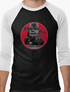 Imm. Joe's monster trucks Men's Baseball ¾ T-Shirt