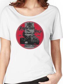 Imm. Joe's monster trucks Women's Relaxed Fit T-Shirt