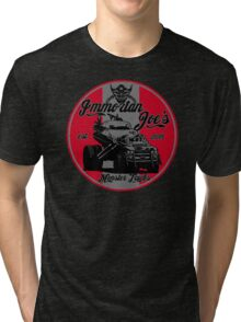 Imm. Joe's monster trucks Tri-blend T-Shirt
