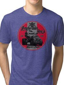 Imm. Joe's monster trucks Tri-blend T-Shirt
