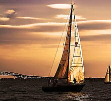 Sails of Gold by cherylc1