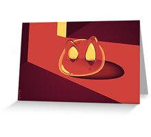jell-o Greeting Card