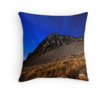 There be Gods up there Throw Pillow