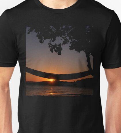 Sunset Hammock Unisex T-Shirt