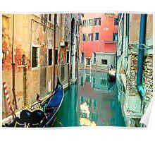 Canale Venetia Poster