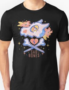 Sad Bones Unisex T-Shirt