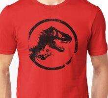 Jurassic park/world logo Unisex T-Shirt