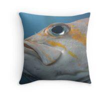 Vermilion Rockfish Throw Pillow
