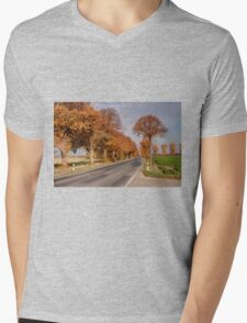 Road to B. - HDR Mens V-Neck T-Shirt
