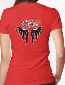Antivan Crows Womens Fitted T-Shirt