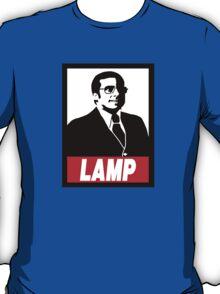 """""""I love lamp."""" Brick Tamland T-Shirt"""
