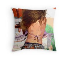 """""""I'll Dance For You"""" Throw Pillow"""