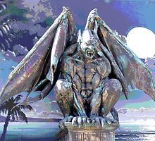 Gargoyle by Gail Jones