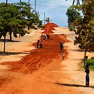 MOCAMBIQUE - THE COUNTRY WITH 'GOLDEN HANDS' by Magaret Meintjes