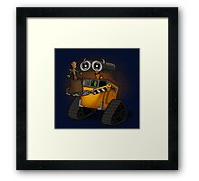 Life Found (by Naolito and Legendary Phoenix) Framed Print