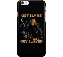 Deathstroke - Arrow iPhone Case/Skin
