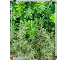 Oil Paint Foliage.  iPad Case/Skin