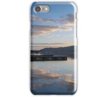 Evening on Lake Windermere iPhone Case/Skin