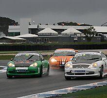 "PORSCHE 996 GT3's    ""Tippy Toes"" by Ian Nichols"