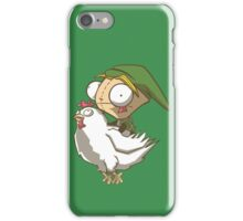 Invader Link iPhone Case/Skin
