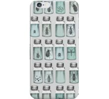 Beetle bottles iPhone Case/Skin