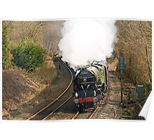 The Cathedrals Express  Poster