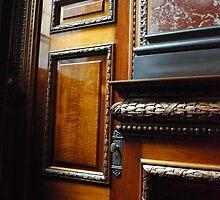 The Wooden Door by LimitlessDepth