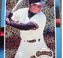 071 - Chris Speier by Foob's Baseball Cards
