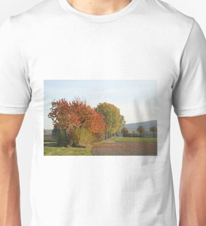 Avenue of Poplars - and Others ;-) Unisex T-Shirt