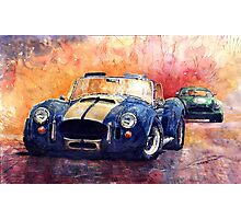 AC Cobra Shelby 427 Photographic Print