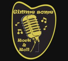 Gimme Some Rock&Roll! by patjila