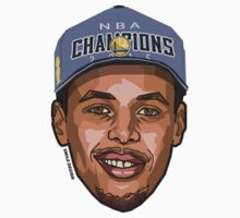 TEAM CURRY - Nba Champions 2015 - SMILE DESIGN by fgcsmile