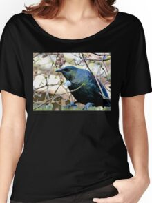 Don't Look At Me - Tui - NZ Women's Relaxed Fit T-Shirt