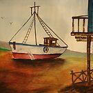 Harbor by moumita