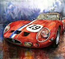 Ferrari 250 GTO 1963 by Yuriy Shevchuk